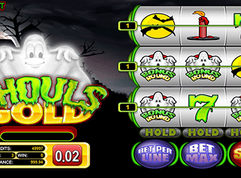 Ghouls Gold 3