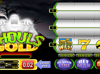Ghouls Gold 4