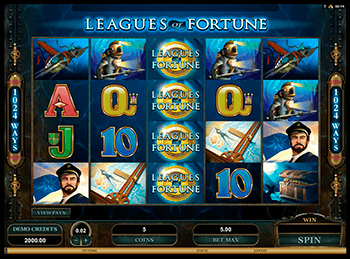 Leagues Of Fortune 4