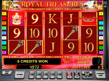 Royal Treasures 1