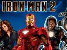 Игровой слот Iron Man 2