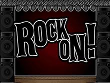 Игровой аппарат Rock On