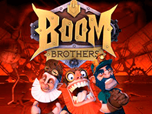 Игровой слот Boom Brothers